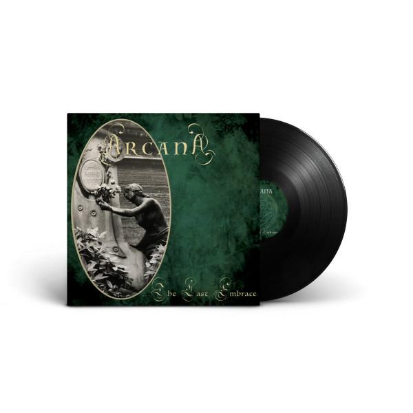Arcana – ...The Last Embrace, LP (黑色, 限量300)