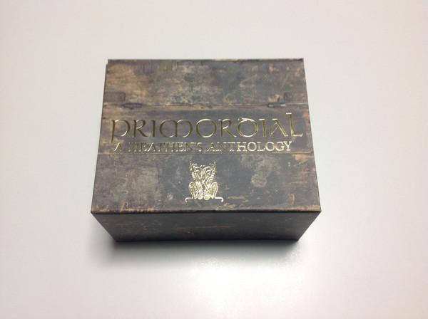 [订购] Primordial – A Heathen's Anthology, 8x磁带 套盒 [预付款1|499]