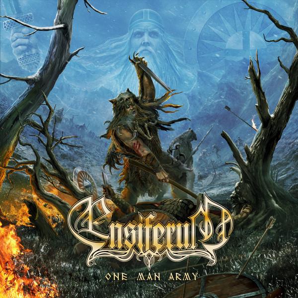 Ensiferum – One Man Army, 2xLP (黑色)