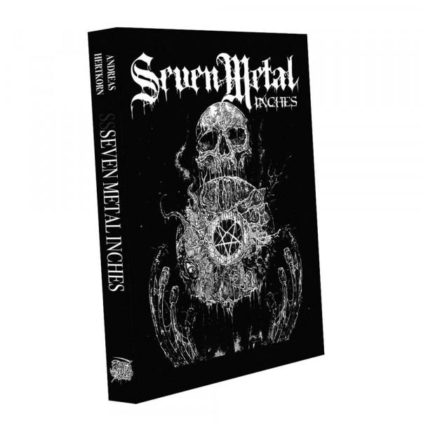 [订购] Seven Metal Inches revised, 7寸画胶历史 英文书 [预付款1|259]
