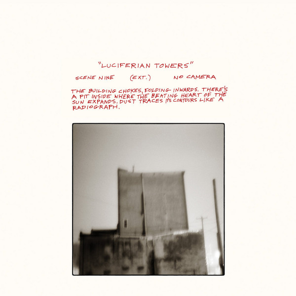 [订购] Godspeed You! Black Emperor – Luciferian Towers, LP (黑色) [预付款1|219]