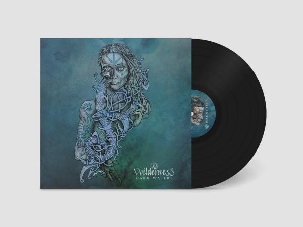 Vvilderness – Dark Waters, LP (黑色, 限量100)
