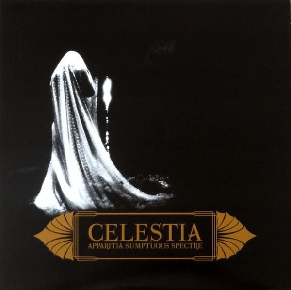 Celestia – Apparitia Sumptuous Spectre, LP (Gold/Black Splattered)