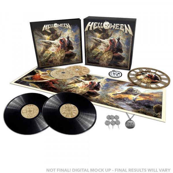 [订购] Helloween – Helloween, 限量套盒 (2CD + 2黑胶) [预付款1|1499]
