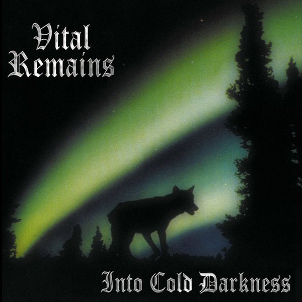 Vital Remains – Into Cold Darkness, LP (黑色)