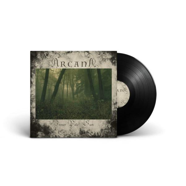 [订购] Arcana – Inner Pale Sun, LP (黑色, 限量300) [预付款1 179]