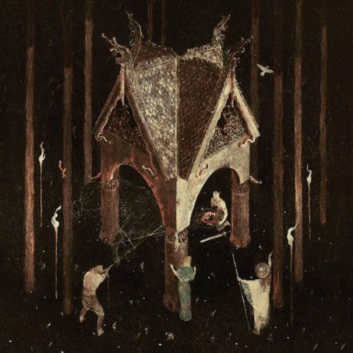 Wolves In The Throne Room – Thrice Woven, 2xLP (Red With Gold Splatter)