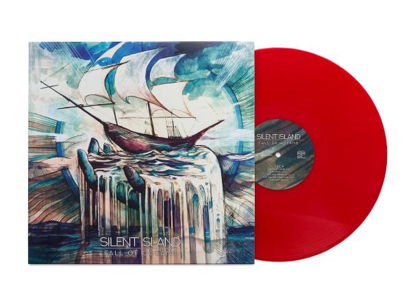 Silent Island – Fall Of Oceans, LP (红色, 限量100)