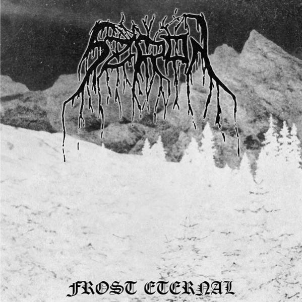 Szron – Frost Eternal, LP (黑色)