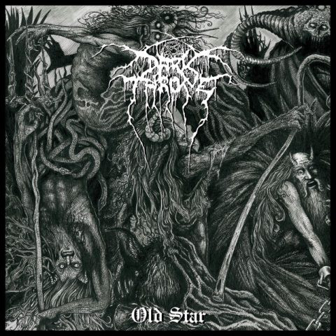 Darkthrone ‎– Old Star, LP (黑色)