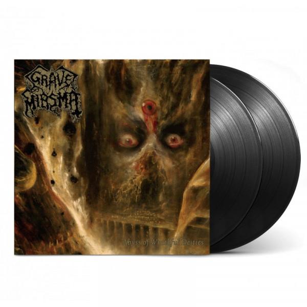 Grave Miasma – Abyss Of Wrathful Deities, 2xLP (黑色)