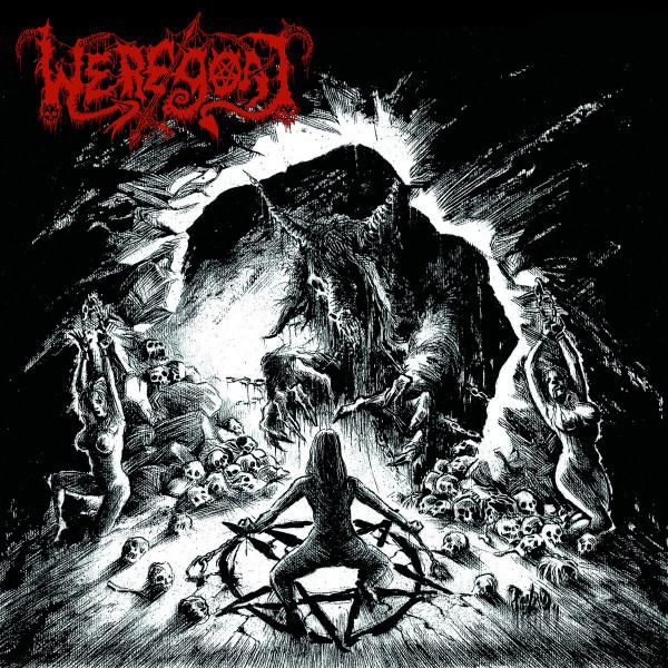 Weregoat – Unholy Exaltation Of Fullmoon Perversity, LP