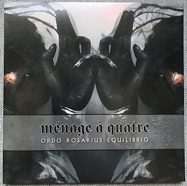 Ordo Rosarius Equilibrio – Ménage À Quatre, LP (Pink Transparent)