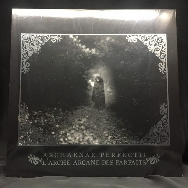 Celestia – Archaenae Perfectii - L'arche Arcane Des Parfaits, LP (Black w/ White Speckles)