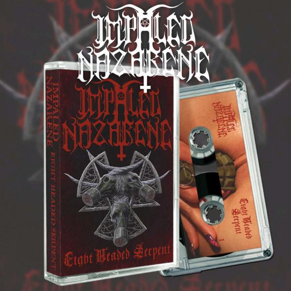 [订购] Impaled Nazarene – Eight Headed Serpent, 磁带 [预付款1|79]