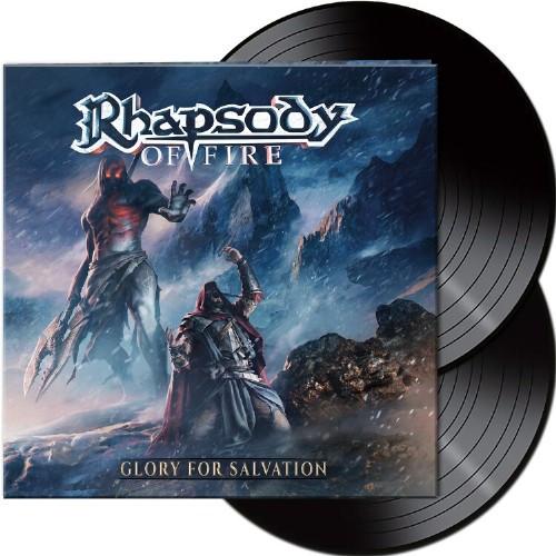 [订购] Rhapsody Of Fire – Glory For Salvation, 2xLP (黑色) [预付款1|249]