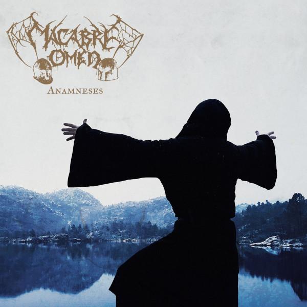 [订购] Macabre Omen – Anamneses, LP (黑色, 带海报) [预付款1|195]