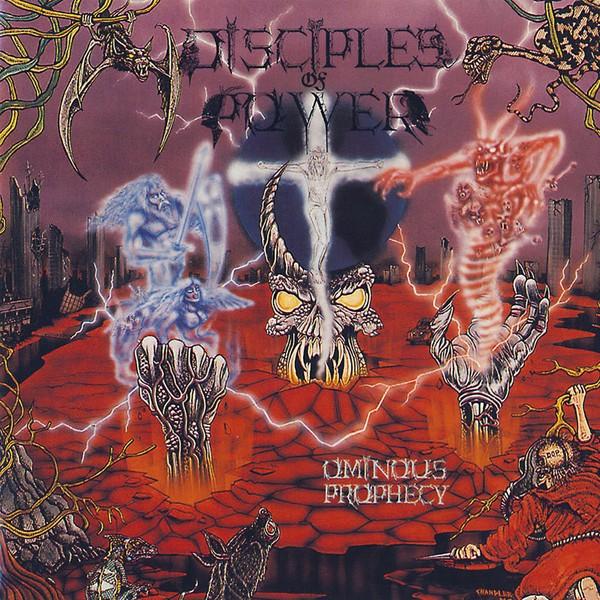 Disciples Of Power – Ominous Prophecy, LP (黑色)