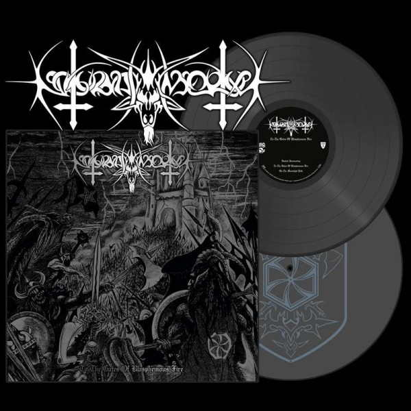 Nokturnal Mortum - To The Gates Of Blasphemous, 2xLP (Silver)
