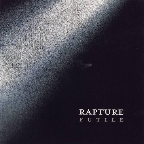 Rapture – Futile, 2xLP (黑色)