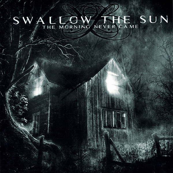 Swallow The Sun ‎– The Morning Never Came, 2xLP (黑色)