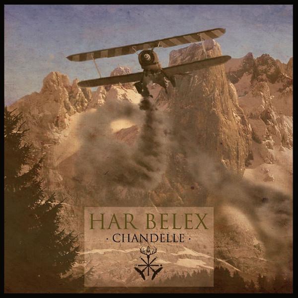 Har Belex – Chandelle, LP (金色)