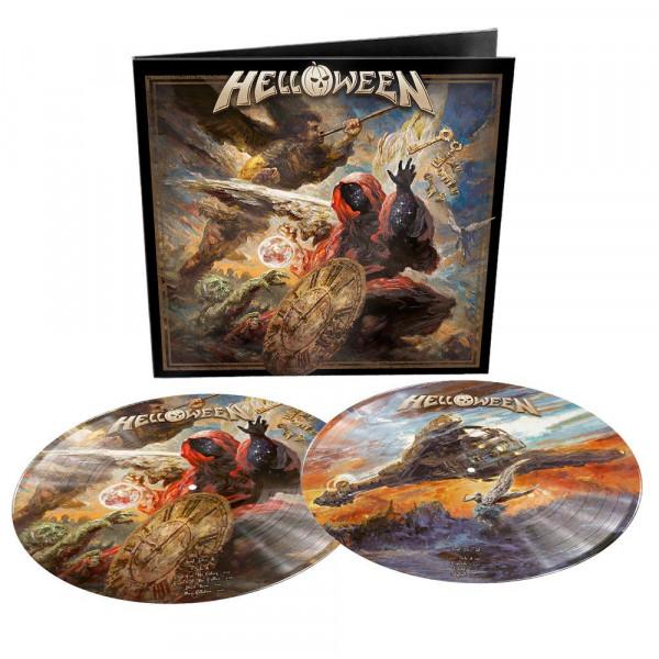 [订购] Helloween – Helloween, 2xLP (画胶) [预付款1 249]