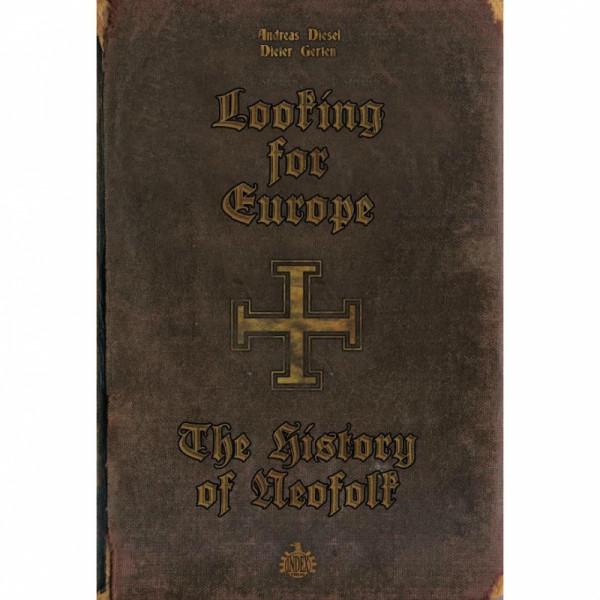 [订购] Looking For Europe, 书 (英文) [预付款1|259]