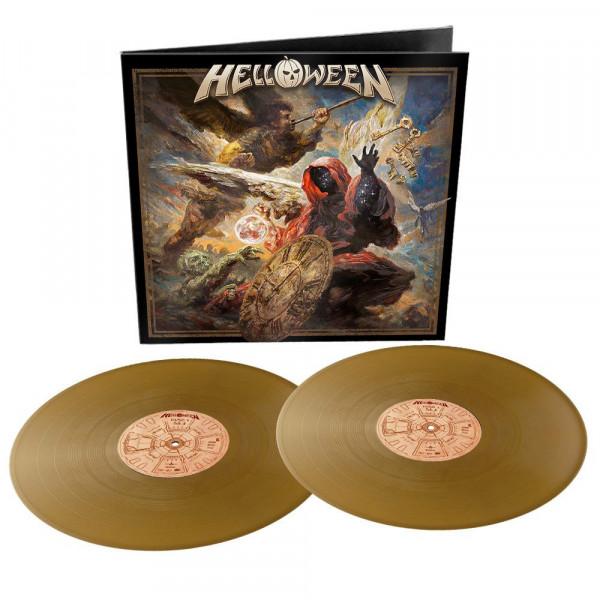 [订购] Helloween – Helloween, 2xLP (金色) [预付款1|229]