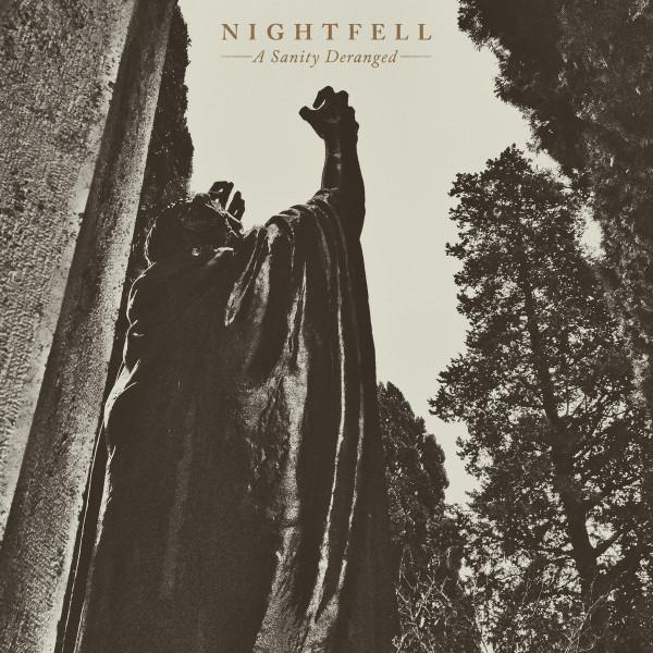 Nightfell – A Sanity Deranged, LP (金色棕色星云)
