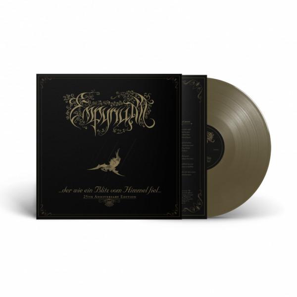 Empyrium – Der Wie Ein Blitz Vom Himmel Fiel, LP (金色)